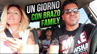 UNA GIORNATA AL SUD CON BRAZO FAMILY! w/2star luxury