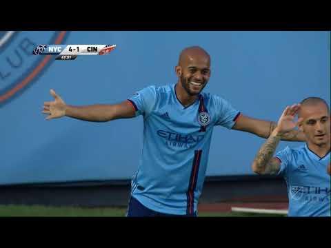 HIGHLIGHTS: New York City FC vs. FC Cincinnati