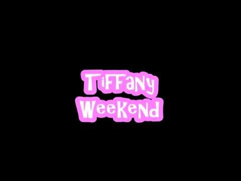 Tiffany - Weekend (concert audio recorded on a mobile device)
