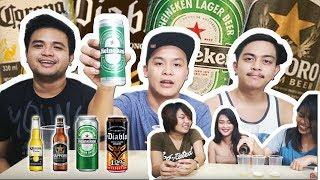amateur Review (Foreign Beers) Feat:Sapporo, Heineken, Corona, and El diablo
