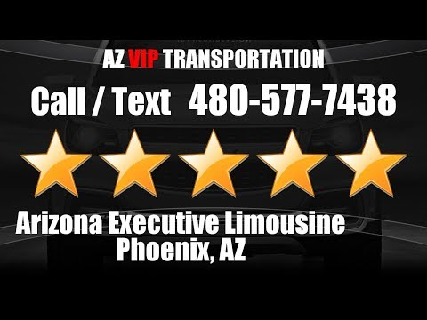 Arizona Executive Limousine | Phoenix, AZ | 480-577-7438