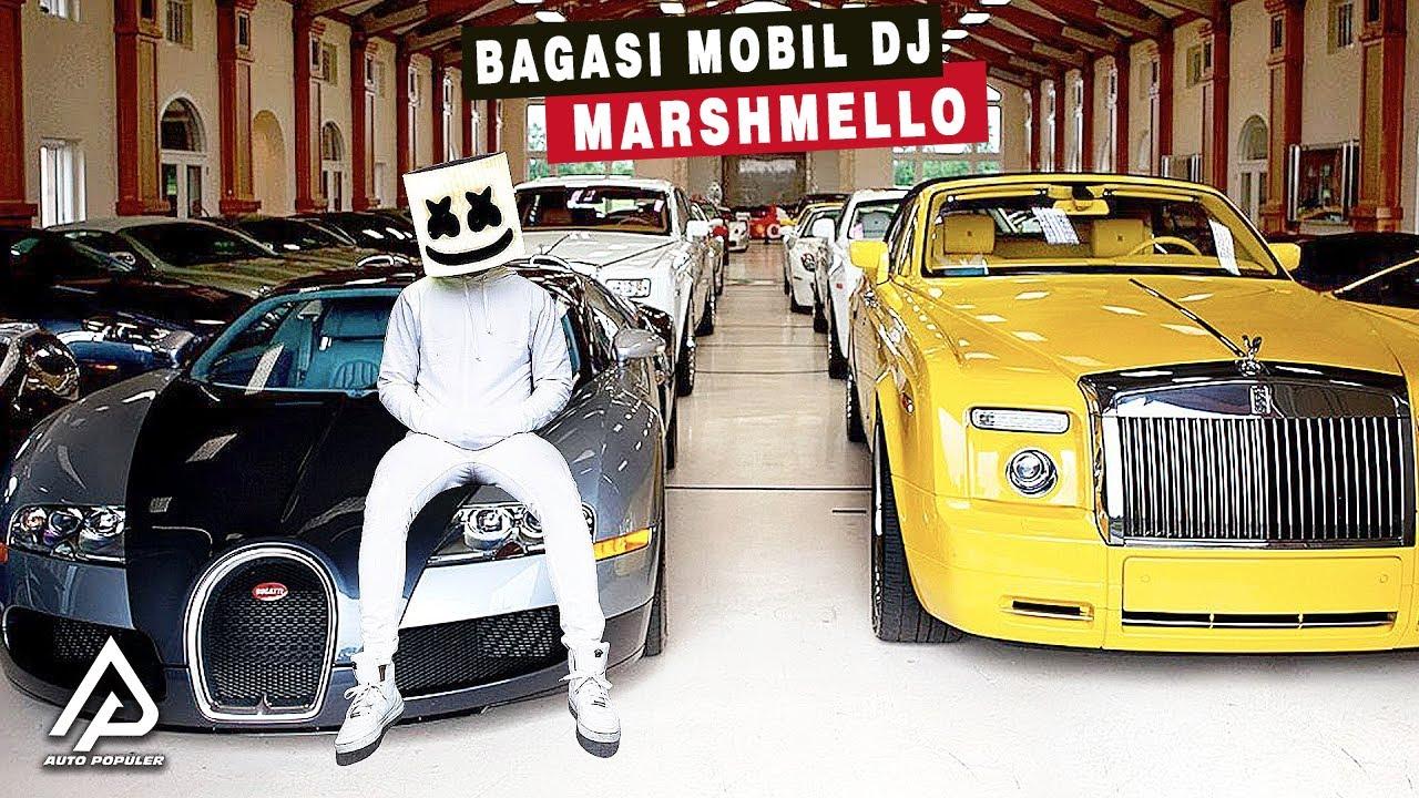 Membongkar Koleksi Mobil Mewah Marshmello Sosok Musisi Yang Tajir Melintir Youtube