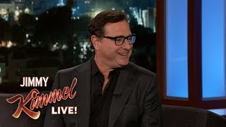 Bob Saget on His Star-Studded Wedding