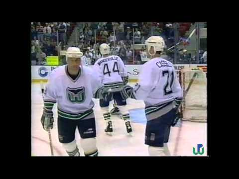 Hartford Whalers Final Game - Entire Game