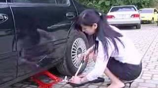 汽車拆輪胎省力工具組 thumbnail