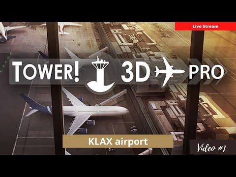 Tower!3D Pro   KLAX  