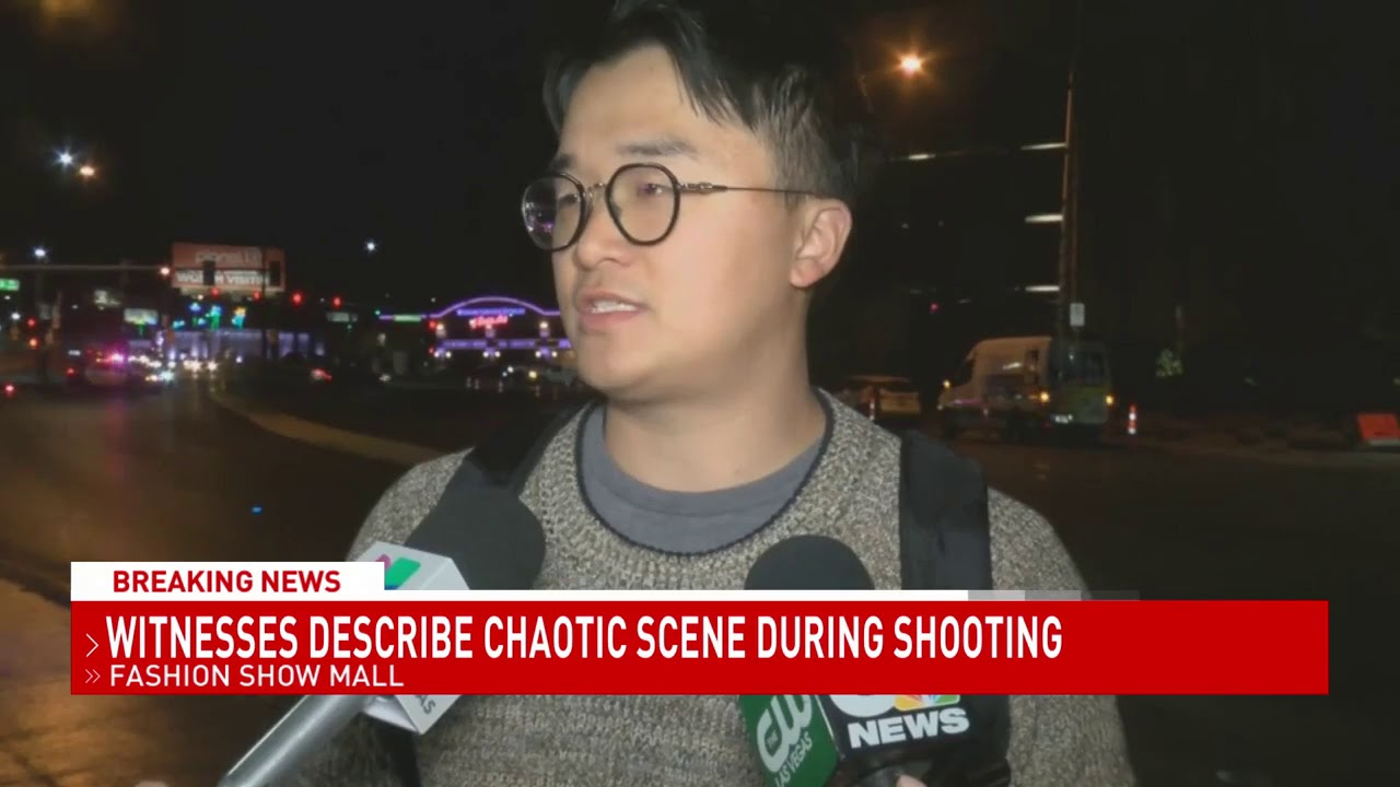 3 injured after shooting at Fashion Show Mall in Las Vegas