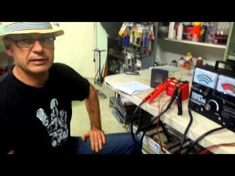 Ultrabatt Lithium Battery Performance Load Test