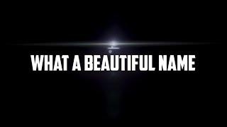 What A Beautiful Name   Hillsong Worship   Lyric Video  