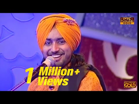 Gal Tajurbe Wali   Satinder Sartaaj   Live   Masters - Sitaare Punjab De   PTC Punjabi Gold