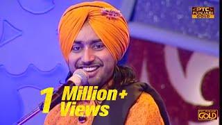 Gal Tajurbe Wali | Satinder Sartaaj | Live | Masters - Sitaare Punjab De | PTC Punjabi Gold