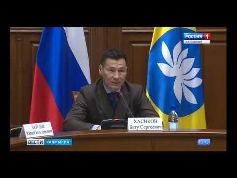 Бату Хасиков провел совещание