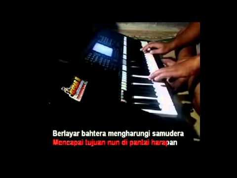Bahtera Cinta - Electone Karaoke Dangdut Koplo Terbaru 2016