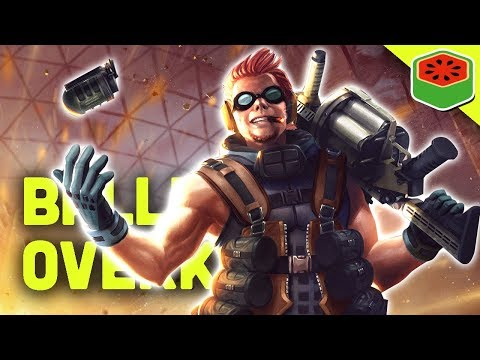 A RARE GEM ON STEAM!? | Ballistic Overkill