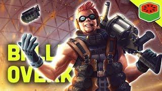 A RARE GEM ON STEAM!? | Ballistic Overkill