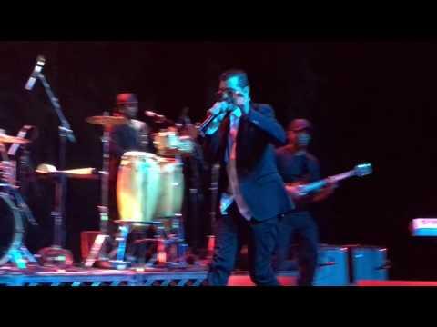 El Debarge sings 'All this love'