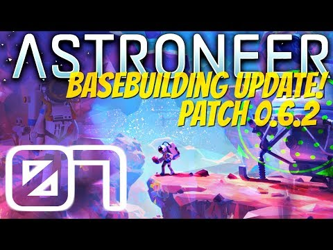 SMALL GENERATORS NOW HAVE AN ON/OFF SWITCH! | Basebuilding Update | Astroneer 0.6.2 #7