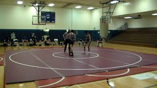 Alonzo Garcia Vs Tempe High School (120lbs)