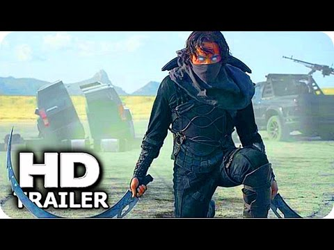 "GUARDIANS ""Blade Dancer"" Trailer (2017) Superhero Sci-Fi Action Movie HD"