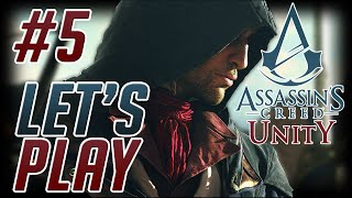 Assassin's Creed: Unity 1080p 60fps PC Playthrough #5; HIGH SOCIETY