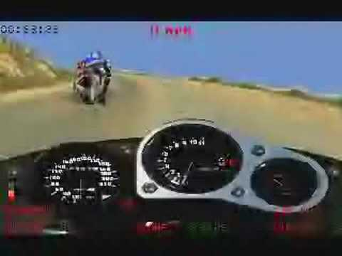 Cyclemania - PC Game (1994) - YouTube