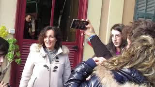 Pinguini Tattici Nucleari Sanremo 2020, foto con i fans