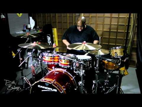 Andre Boyd  Groove It Up Drum Shop Portugal