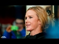Holly Holm UFC 208 Open Workout Scrum