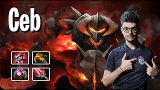 Ceb - Chaos Knight | Dota 2 Pro Players Gameplay | Spotnet Dota 2