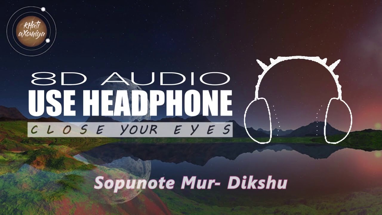 Download Sopunote Mur (8D Audio) - Dikshu