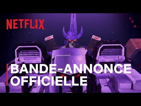 Transformers : La Guerre pour Cybertron - Le lever de Terre | Bande-annonce VF | Netflix France