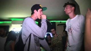 Neli vs Pitty - BattleMC Romania (A Doua Regionala Pitesti)2015