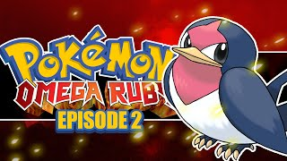 Pokémon Omega Ruby and Alpha Sapphire Lets Play! #2 Petalburg Forest!