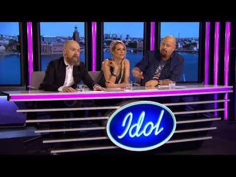 Det hettar till i säsongsstarten av Idol 2015 - Idol Sverige (TV4)