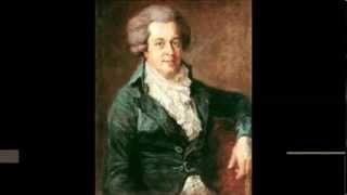W. A. Mozart - KV 586 - 12 German Dances for orchestra