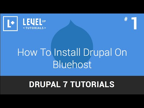 drupal-7-tutorials-#1---how-to-install-drupal-on-bluehost