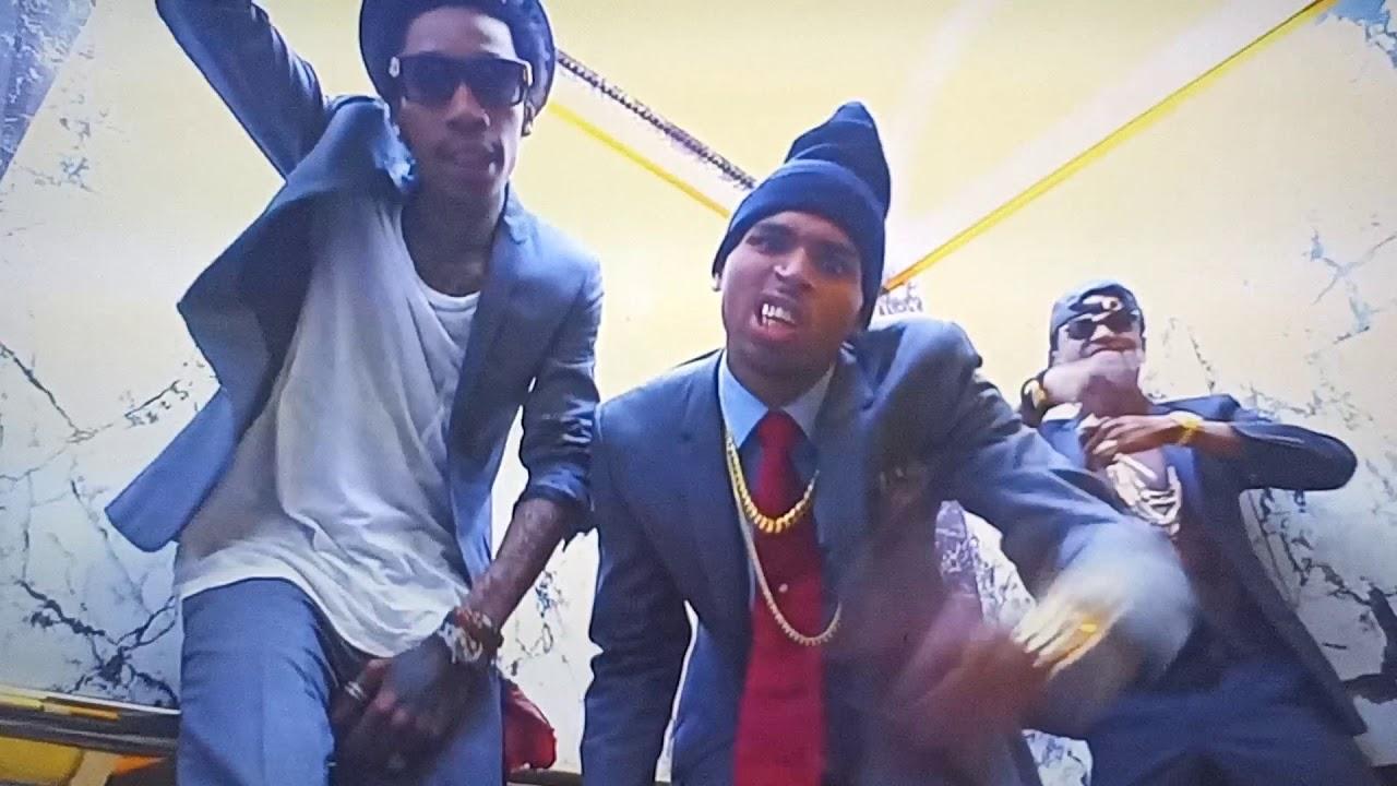 Download Chris Brown ft. Big Sean, Wiz Khalifa - Till I Die