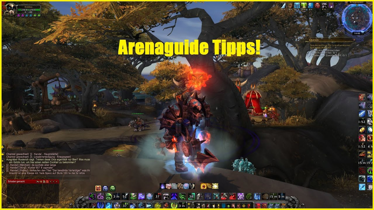 World Of Warcraft Tipps