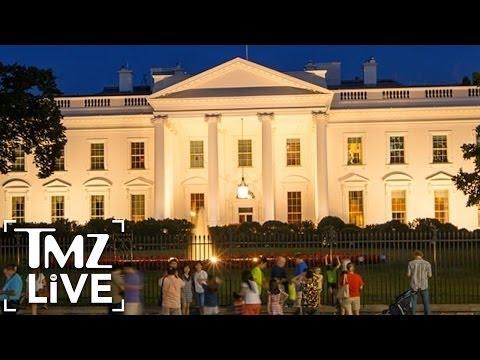 White House Security Threat | TMZ Live