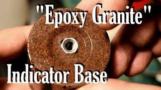 Epoxy Granite Indicator Bases