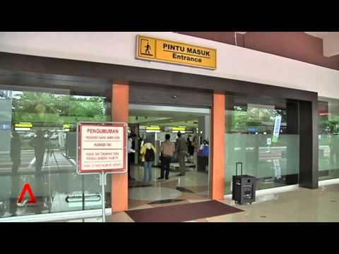 INDONESIA: Refurbished airport in East Jakarta