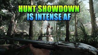 Hunt Showdown Is Intense AF