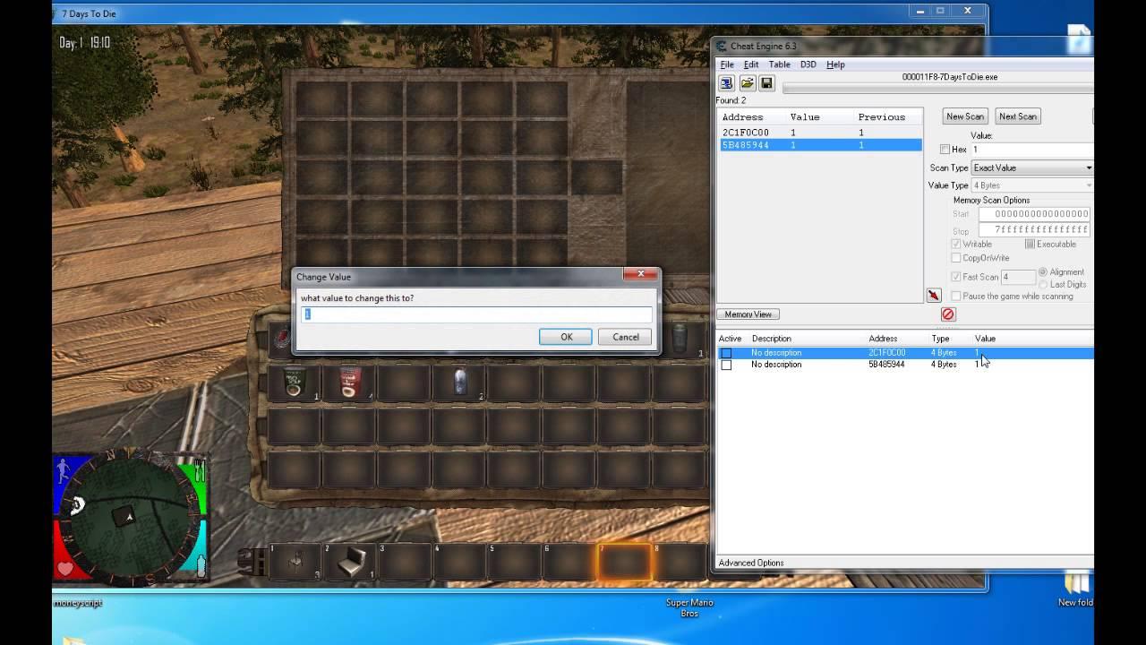 cheat engine 6.3 windows 7