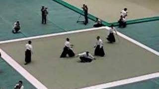 46th All Japan Aikido Demonstration -  I. Shigemi Shihan