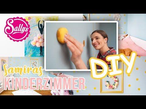 Raumdekoration fürs Kinderzimmer // DIY Ideen // Tipps & Tricks / Sallys Welt