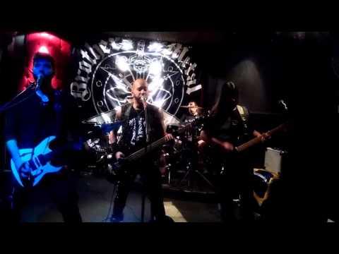 Dark Witch - The Firestorm (LIVE at Studio Rock)