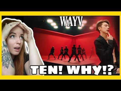 WayV 威神V 'Bad Alive (English Ver.)' MV Reaction | TEN IS DOING THE MOST!