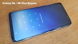 Galaxy S8 / Galaxy S8 Plus - How To Bypass Android Lock Screen / Pin / Pattern / Password