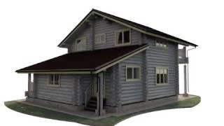 видео Дом 12х9, планировка, стоимость.