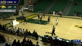 CPP Basketball vs. Cal State Monterey Bay